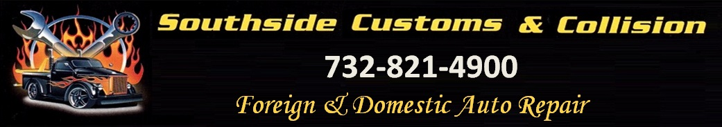 Southside Customs & Collision-Auto Body Repair, Auto Maintenance & Repair Services: 732-821-4933,2350 Old Georges Road, North Brunswick, NJ 08902